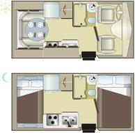 Buchen Klasse C2 18 ft. bis 20 ft.