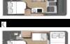 Buchen Klasse C3 - Standard 21 ft. bis 26 ft.