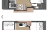 Buchen Klasse C3 - Premium 21 ft. bis 26 ft.
